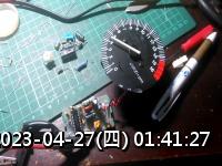 CBR600轉速表