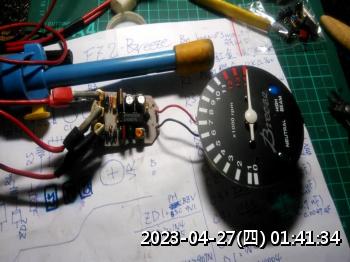 FZ2轉速表維修全紀錄